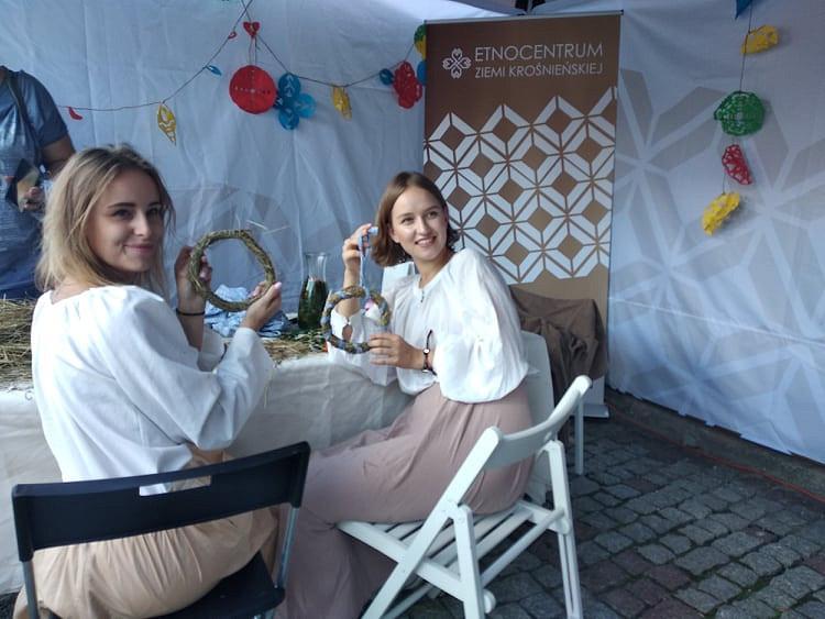 Etnocentrum na Europejskim Festiwalu Smaku w Lublinie - zdjęcie w treści  nr 1